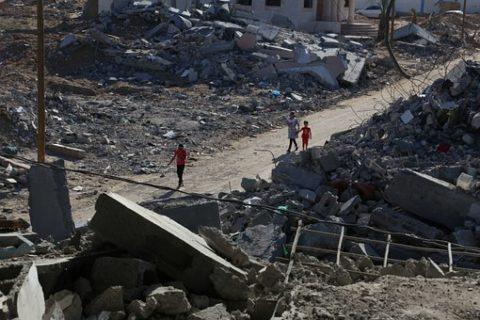 Veille Gaza : halte au massacre (communiqué intersyndical)