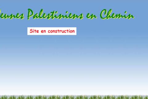 Association « Jeunes Palestiniens en Chemin »