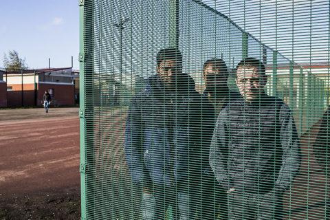 Veille  Situation explosive dans les centres de rétention