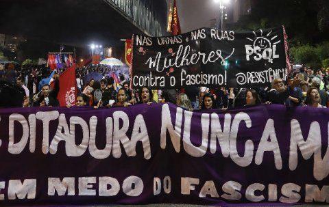 Veille  Fascisme au Brésil : demain, la résistance ?