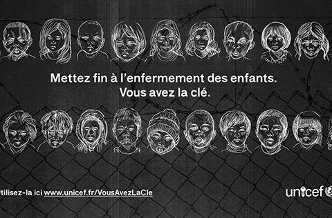Veille  La France enferme des enfants, vous avez la clé pour les libérer !