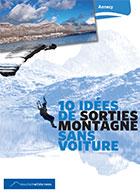Veille  10 idées de sorties montagne sans voiture autour d'Annecy