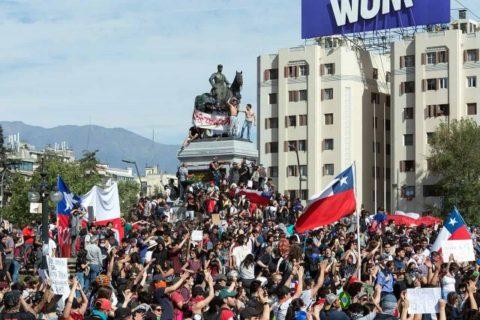 Veille Chili : la naissance d'un soulèvement