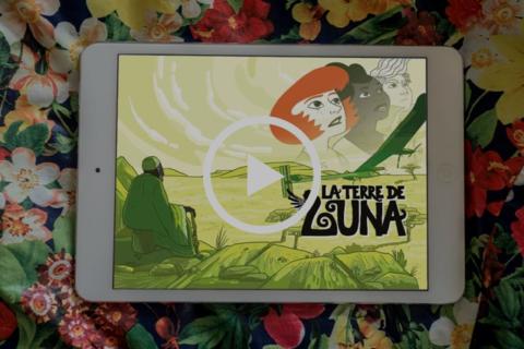 Veille   Troisième épisode de la « Terre de Luna »