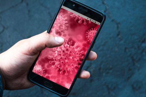 Veille  Coronavirus: des applications de traçage très dangereuses pour le droit au respect de la vie privée