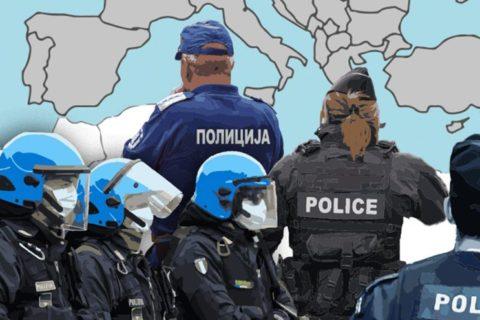 Veille  COVID-19: mise en évidence de préjugés racistes et de discrimination au sein de la police