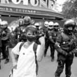 Veille  « Il n'y a effectivement plus de voix de gauche qui portent à l'intérieur de la corporation policière »