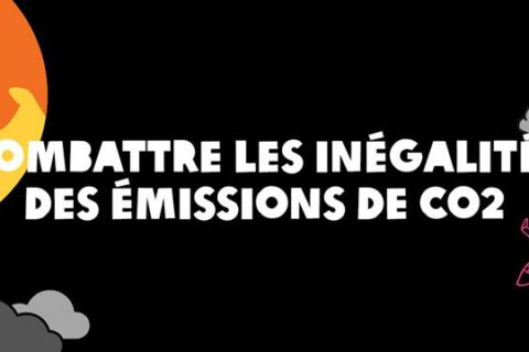 Veille   Combattre les inégalités des émissions de CO2