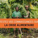Veille  Coronavirus : la menace de la faim plane dans le monde entier