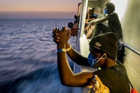Veille  Malte : des méthodes illégales accentuent les souffrances des migrant·e·s en Méditerranée centrale