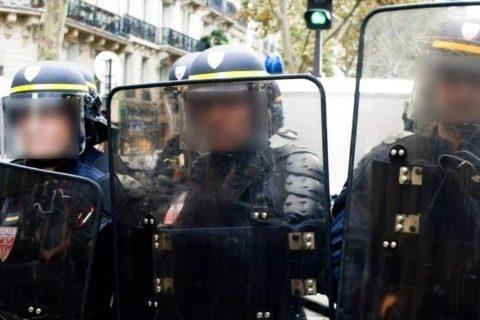 Veille Non à la loi qui punit la diffusion des visages des forces de l'ordre