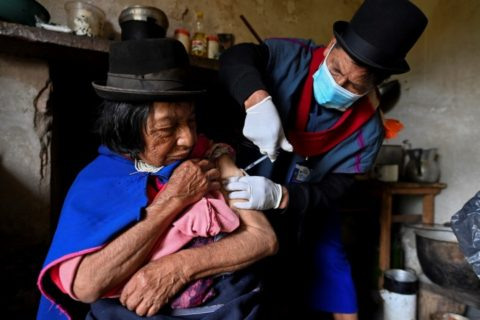 Veille  Les puissants ont fait des vaccins anti-Covid un enjeu géopolitique