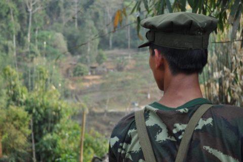 Veille  Coup d'État en Birmanie : civil·es et factions ethniques rebelles uni·es contre la militarisation du pays